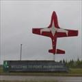 Image for Canadair CT-114 Tutor - Fort McMurray, Alberta
