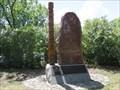 "Image for Hungarian Pole (""Kopjafa"")  - Ottawa, Ontario"