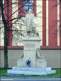 Image for World War I memorial in Prague - Kunratice (Czech Republic)