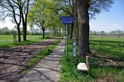 13 - Geesteren - NL - Fietsroutenetwerk Overijssel