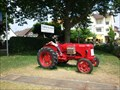 Image for Old David Brown Tractor - Unteruhldingen, Germany, BW