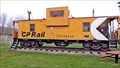 Image for CPR Caboose 434426 - Claresholm, AB