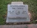 Image for Covington Sesquicentennial Time Capsule