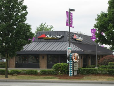 Pizza Hut 200 Street Langley Bc Pizza Hut Restaurants On