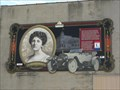 Image for Emily Post on the Lincoln Highway Mural - Rochelle, IL
