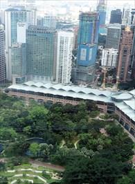 Petronas Twin Towers - 5 Ringgit Note -
