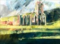 "Image for ""Fountains Abbey"" by Eileen Hogan – Fountains Abbey, N Yorks, UK"