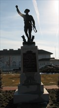 Image for Spirit of the American Doughboy - Belmar, NJ