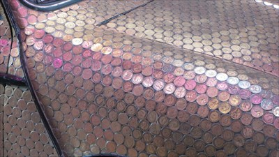The Penny Mini - Royal Mint - Wales