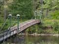 Image for Gerard Hiking Trail Suspension Bridge - Titusville, PA