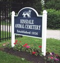 Image for Hinsdale Animal Cemetery - Willowbrook, IL