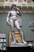 Image for David - V&A Museum, Cromwell Gardens, London, UK