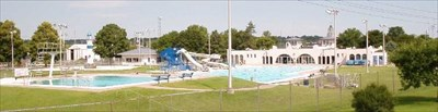 Riverview Pool Clinton Ia Public Swimming Pools On
