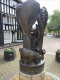 Image for The Legend of Eof, Evesham, Worcestershire, England