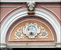 Image for Znak Ceského Brodu na radnici / Ceský Brod CoA on Town Hall - Ceský Brod (Central Bohemia)