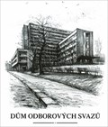 Image for Dum odborových svazu by  Karel Stolar - Prague, Czech Republic