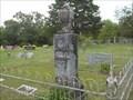 Image for W. B. Miller, M.D., - Old Talihina Cemetery - Talihina, OK