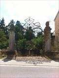 Image for 'La Brise' West-gate, Kasteel Rosmeulen, Nerem, Limburg, Belgium