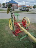 Image for John Deere Horse Drawn Sickle Bar Hay Mower - Cookeville, TN