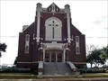 Image for Austin Avenue United Methodist Church - Waco Downtown Historic District - Waco, TX