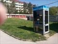 Image for Payphone / Telefonni automat - Libusina trida, Brno - Kohoutovice, Czech Republic