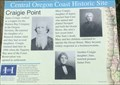 Image for Craigie Point - Central Oregon Coast Historic Site
