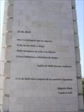 Image for Sophia de Mello Breyner Andresen - Arco da Rua de São Bento - Lisboa, Portugal