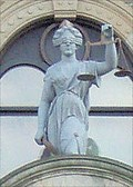 Image for Justice - Holmes County Courthouse  -  Millersburg, OH