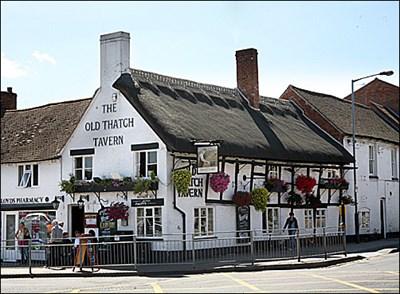 C A B Stratford Upon Avon The Old Thatch Tavern, Stratford upon Avon, Warwickshire, UK - Pubs ...