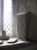 Image for Old Coffin Lids - St Peter's Church, Church Knowle, Dorset, UK