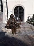 Image for Statue der Frau Maria Neff - 88239 Wangen, BW, Germany