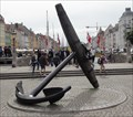 Image for World War II Memorial Anchor - Copenhagen, Denmark