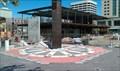 Image for Gallivan Utah Center Compass Rose - Salt Lake City, Utah