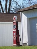 Image for Batavia Avenue Residence Texaco Pump - Fulton, New York