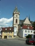 Image for Kostel sv. Mikuláše - Humpolec, okres Pelhrimov, CZ