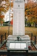 Image for Linscott Park WWII Memorial - Holton, Kansas