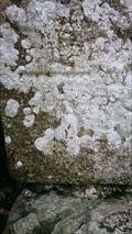 Image for Cut Mark, St Garmons Church, Llanarmon M.M, Powys, Wales, UK