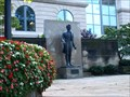 Image for Charles Goodyear statue - Akron, Ohio