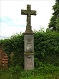 Image for Churchyard Cross at Catholic Church St. Basilides Ramershoven - NRW / Germany