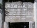 Image for Devils Lake, Central Oregon