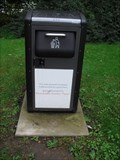 Image for BigBelly Solar Powered Trash Compactor - Wilbraham, MA