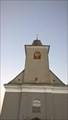 Image for Clocks at Church of Saint Jan Nepomucký - Celadná, Czech Republic