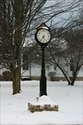 Image for Portville Clock - Portville, NY