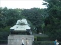 Image for Soviet War Memorial T-34 Tanks - Tiergarten - Berlin, Germany