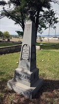 Image for Daniel S. Snelling - IOOF Cemetery - Lakeview, OR