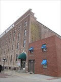 Image for LAST multi-storied warehouse left in area -- East Douglas Ave, Historic District, Wichita KS