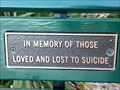 Image for Lost to Suicide, bench - Balmoral, NSW, Australia