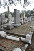 Image for William Nelkin -- Chevra-Thlim Cemetery, New Orleans LA