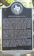 Image for Meriwether Milling