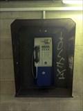 Image for Telefonni automat, Praha, metro Zelivskeho 2